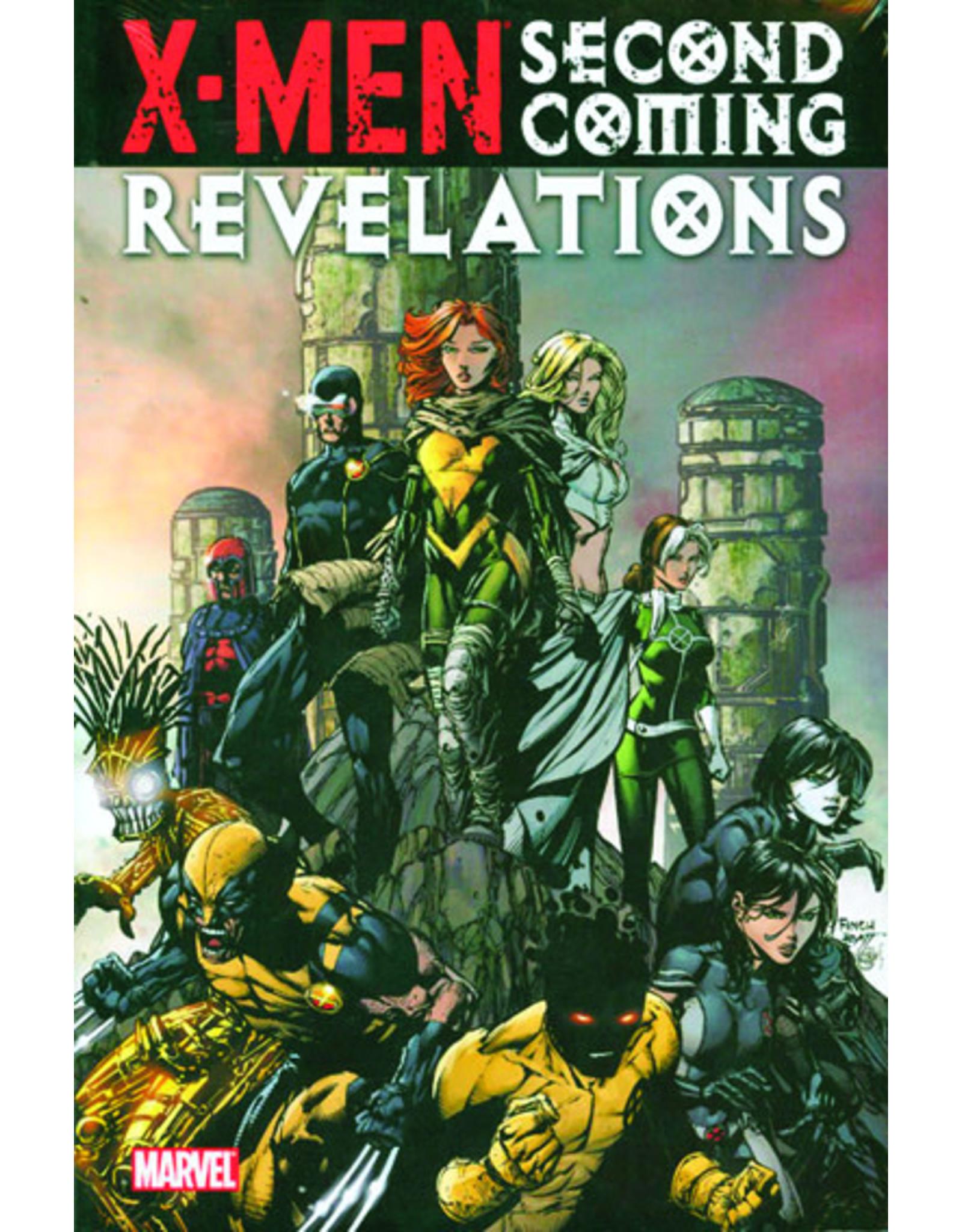 MARVEL COMICS X-MEN SECOND COMING REVELATIONS HC