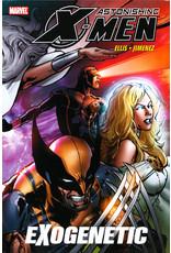 MARVEL COMICS ASTONISHING X-MEN EXOGENETIC PREM HC