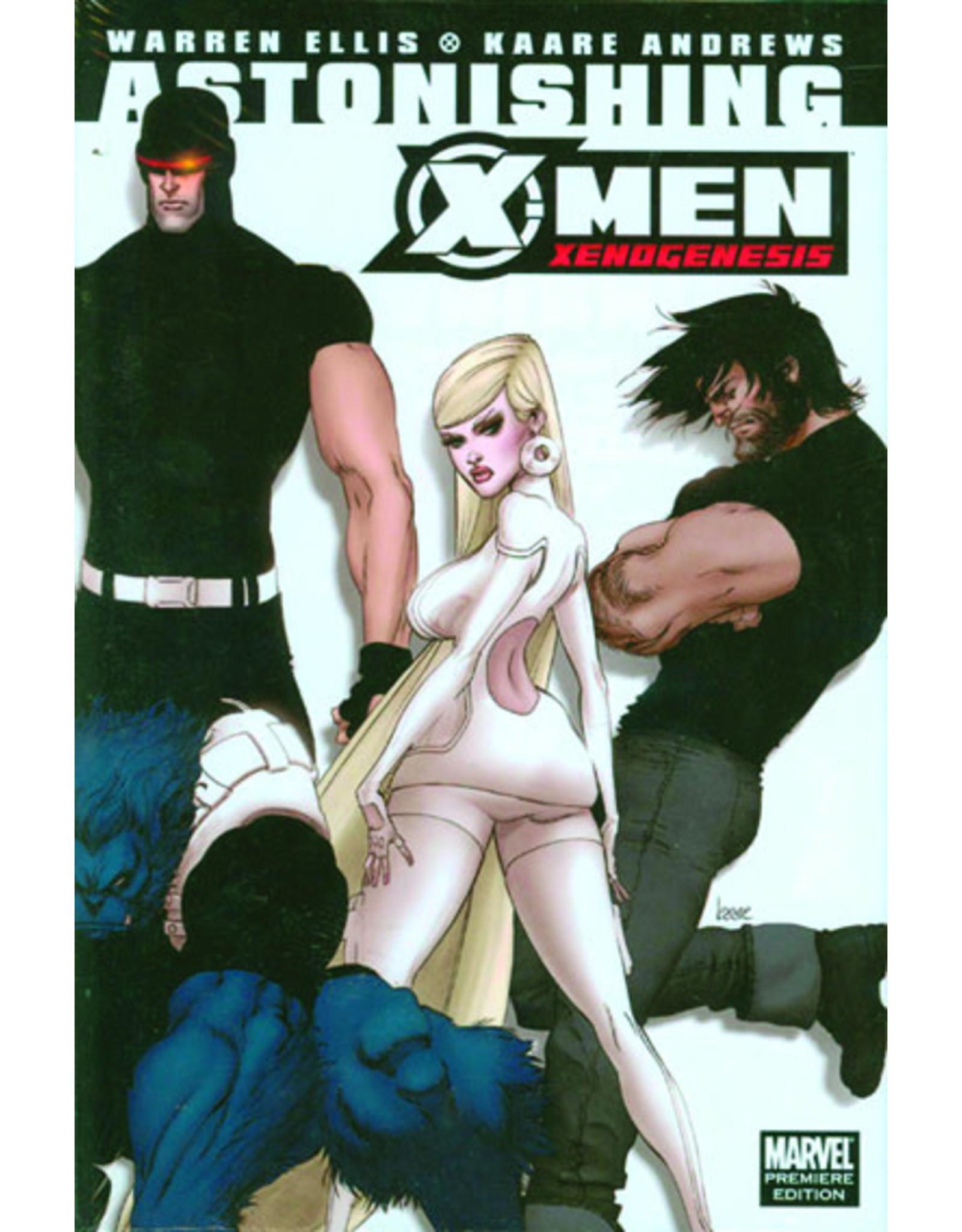 MARVEL COMICS ASTONISHING X-MEN PREM HC XENOGENESIS