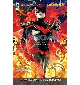 DC COMICS BATWOMAN HC VOL 03 WORLD'S FINEST