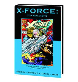 MARVEL COMICS X-FORCE TOY SOLDIERS PREMIERE HC DM VAR ED 88