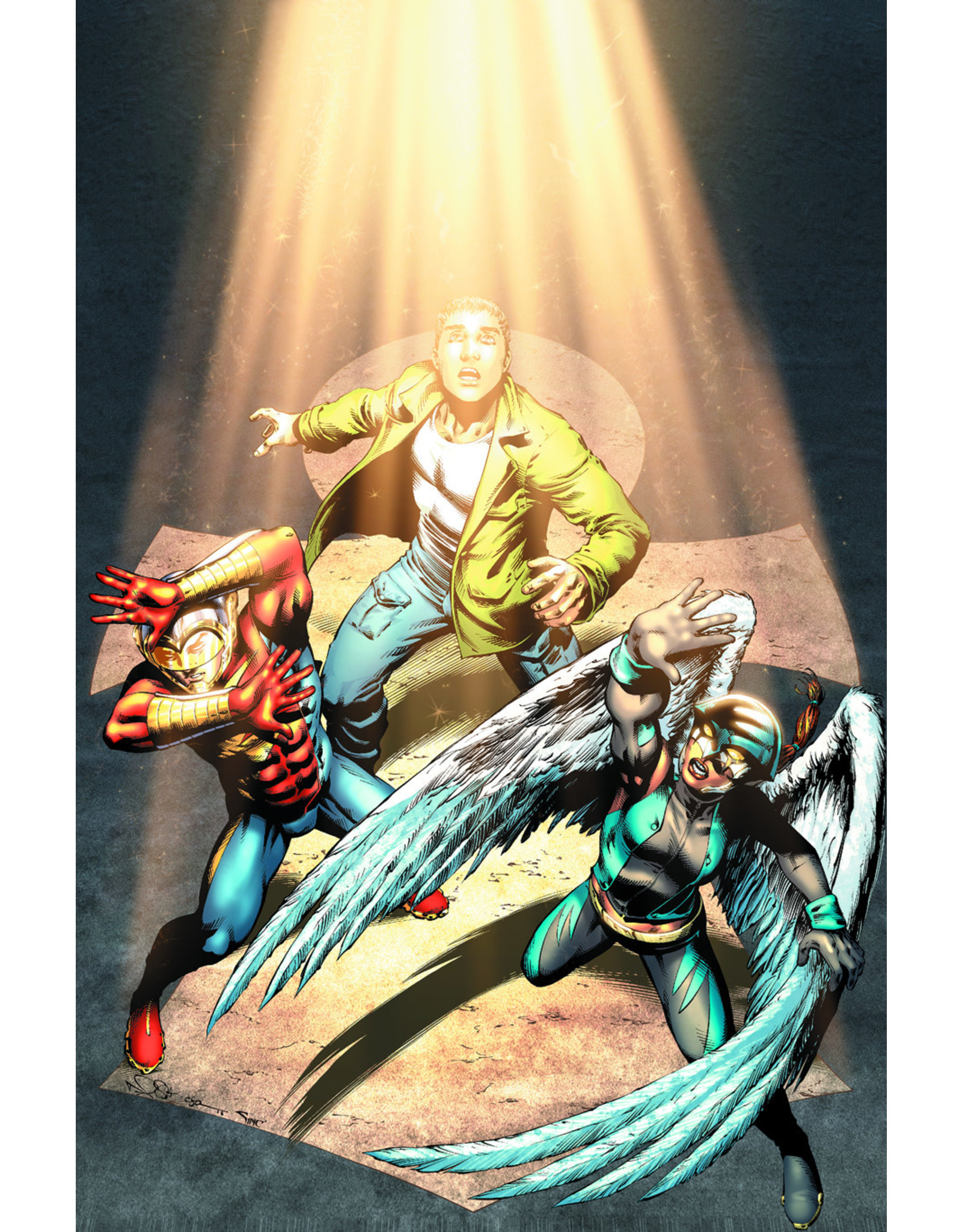 DC COMICS EARTH 2 HC VOL 02 THE TOWER OF FATE