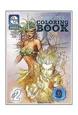 ASPEN MLT INC SOULFIRE COLORING BOOK SPECIAL TP VOL 02