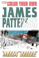 MARVEL COMICS COLOR YOUR OWN JAMES PATTERSON TP