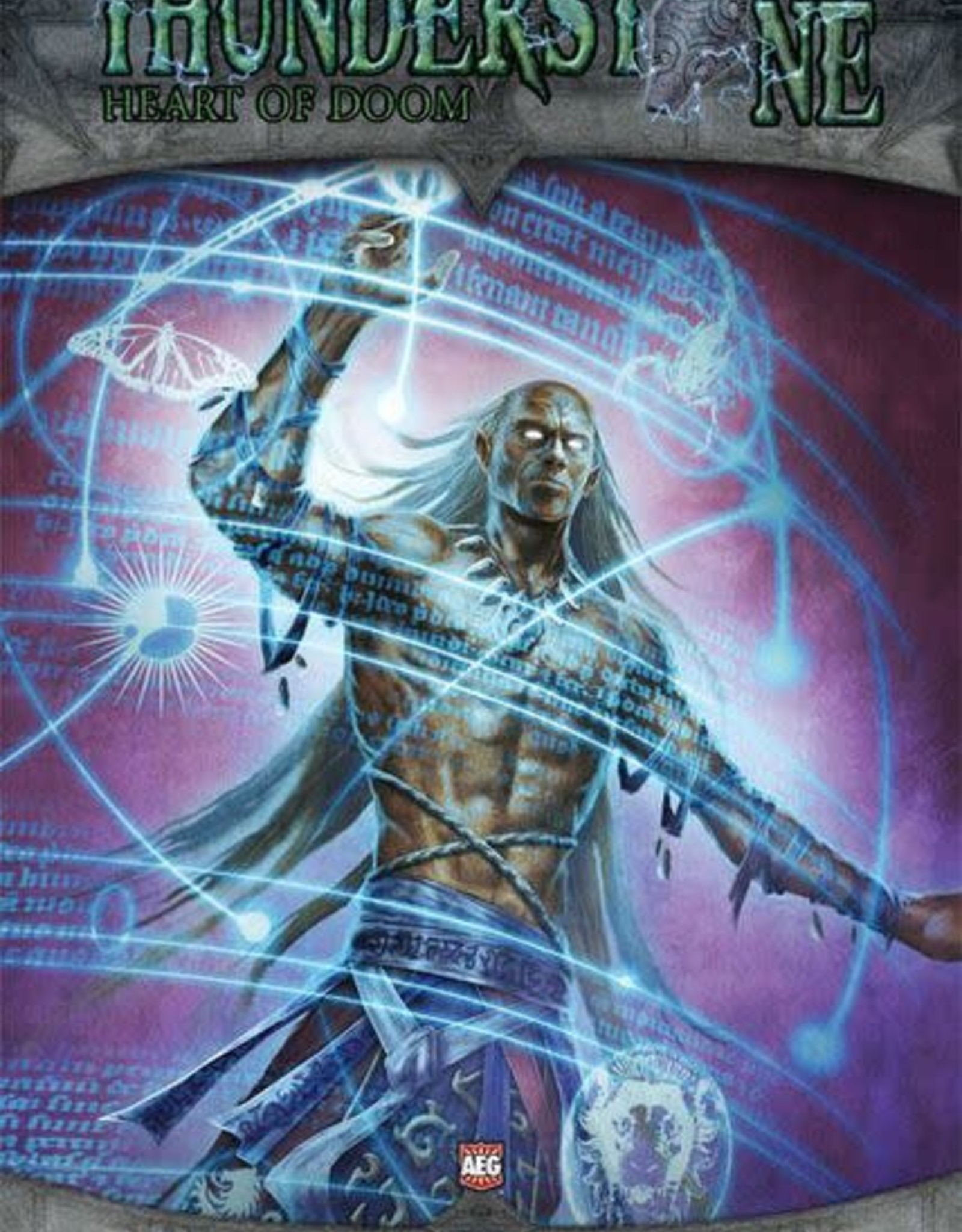 ALDERAC ENTERTAINMENT GROUP THUNDERSTONE DBG HEART OF DOOM EXPANSION (OOP)
