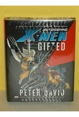 MARVEL COMICS ASTONISHING X-MEN GIFTED PROSE NOVEL HC