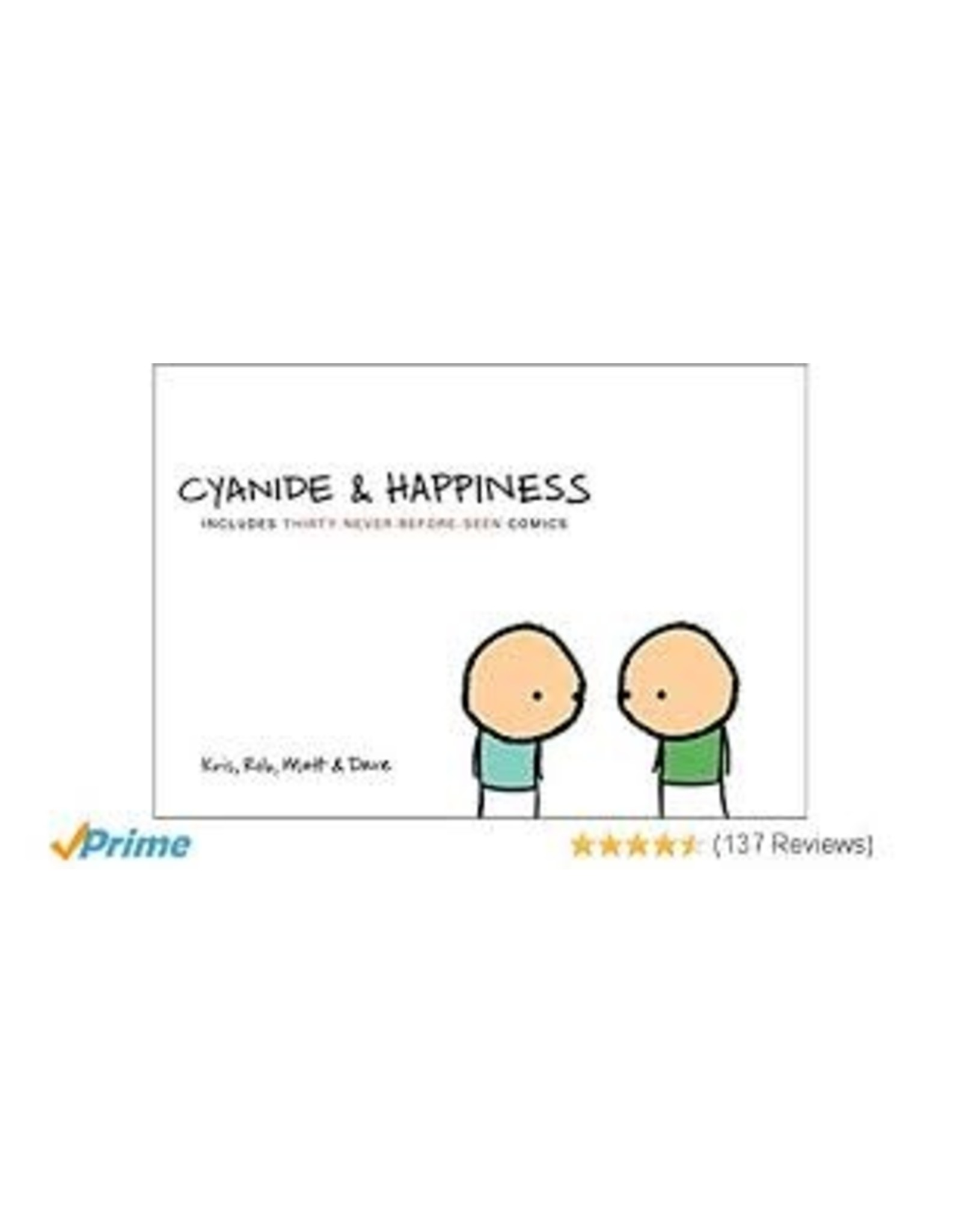 HARPER COLLINS PUBLISHERS CYANIDE & HAPPINESS TP #1