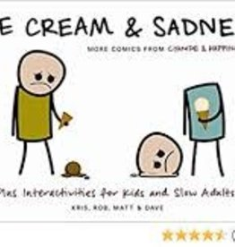 HARPER COLLINS PUBLISHERS CYANIDE & HAPPINESS TP #2 ICE CREAM & SADNESS