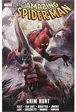 MARVEL COMICS SPIDER-MAN GRIM HUNT TP