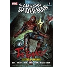 MARVEL COMICS SPIDER-MAN GAUNTLET TP VOL 03 VULTURE & MORBIUS