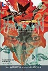 DC COMICS BATWOMAN HC VOL 01 HYDROLOGY