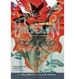 DC COMICS BATWOMAN HC VOL 01 HYDROLOGY