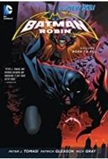 DC COMICS BATMAN & ROBIN HC VOL 01 BORN TO KILL