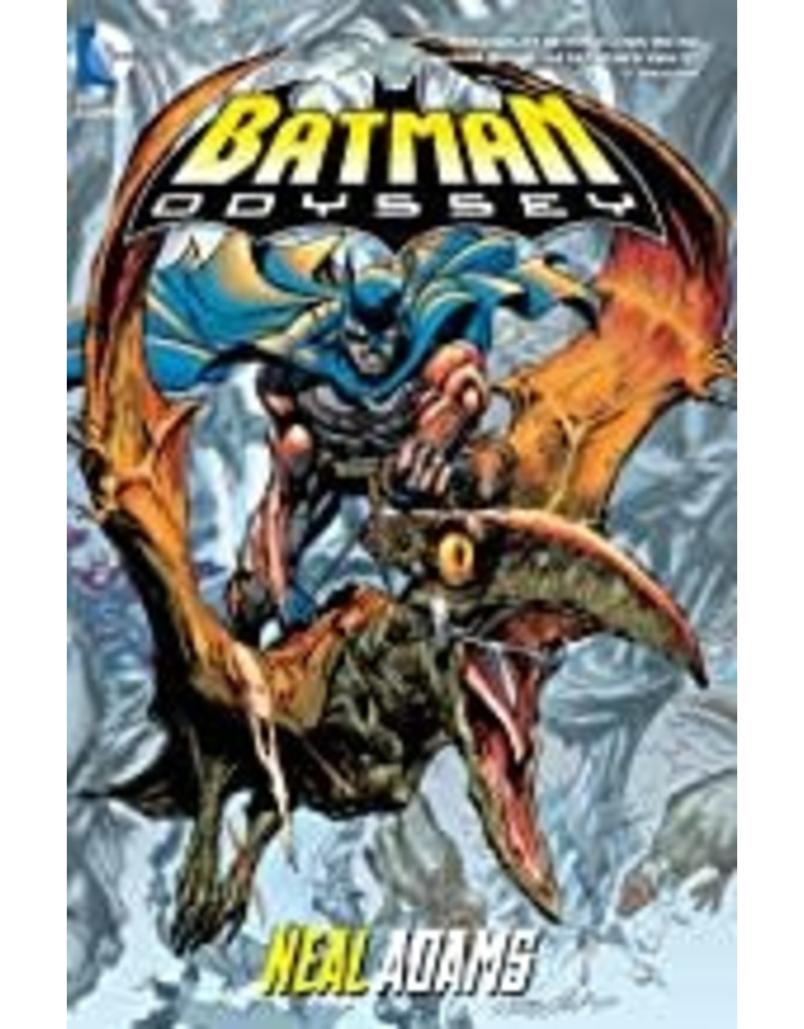 DC COMICS BATMAN ODYSSEY HC