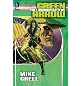 DC COMICS GREEN ARROW LONGBOW HUNTERS TP NEW ED