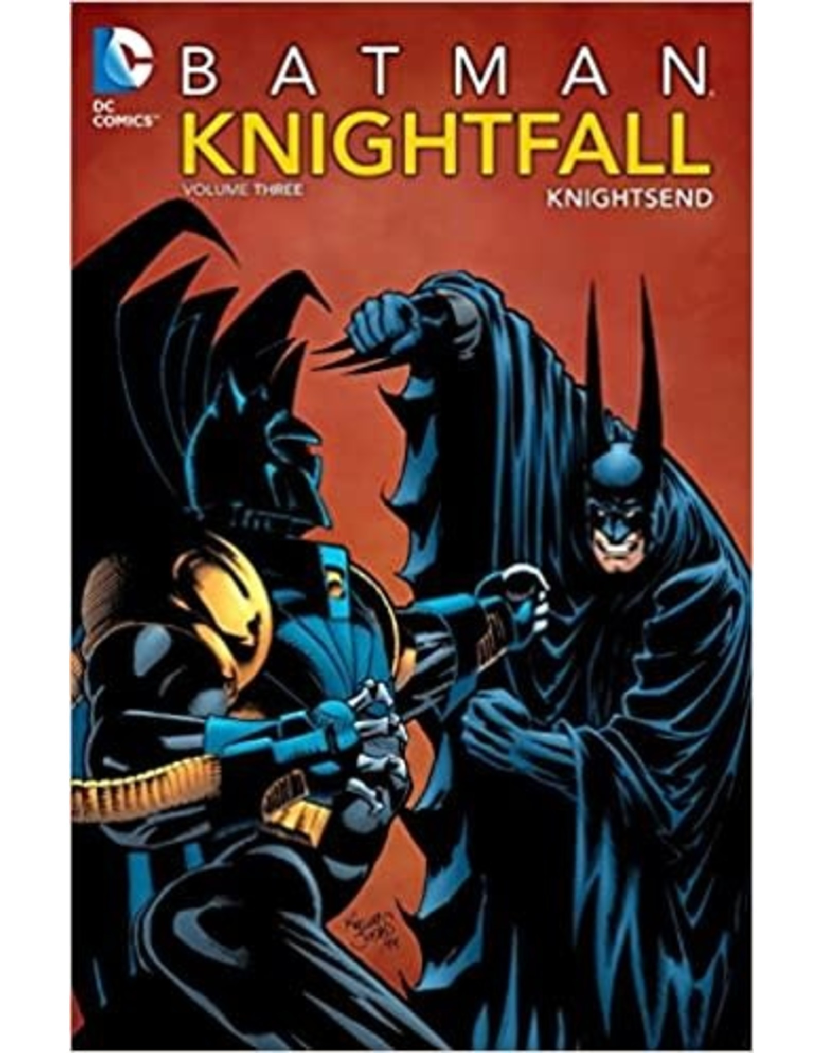 DC COMICS BATMAN KNIGHTFALL TP NEW ED VOL 03 KNIGHTSEND