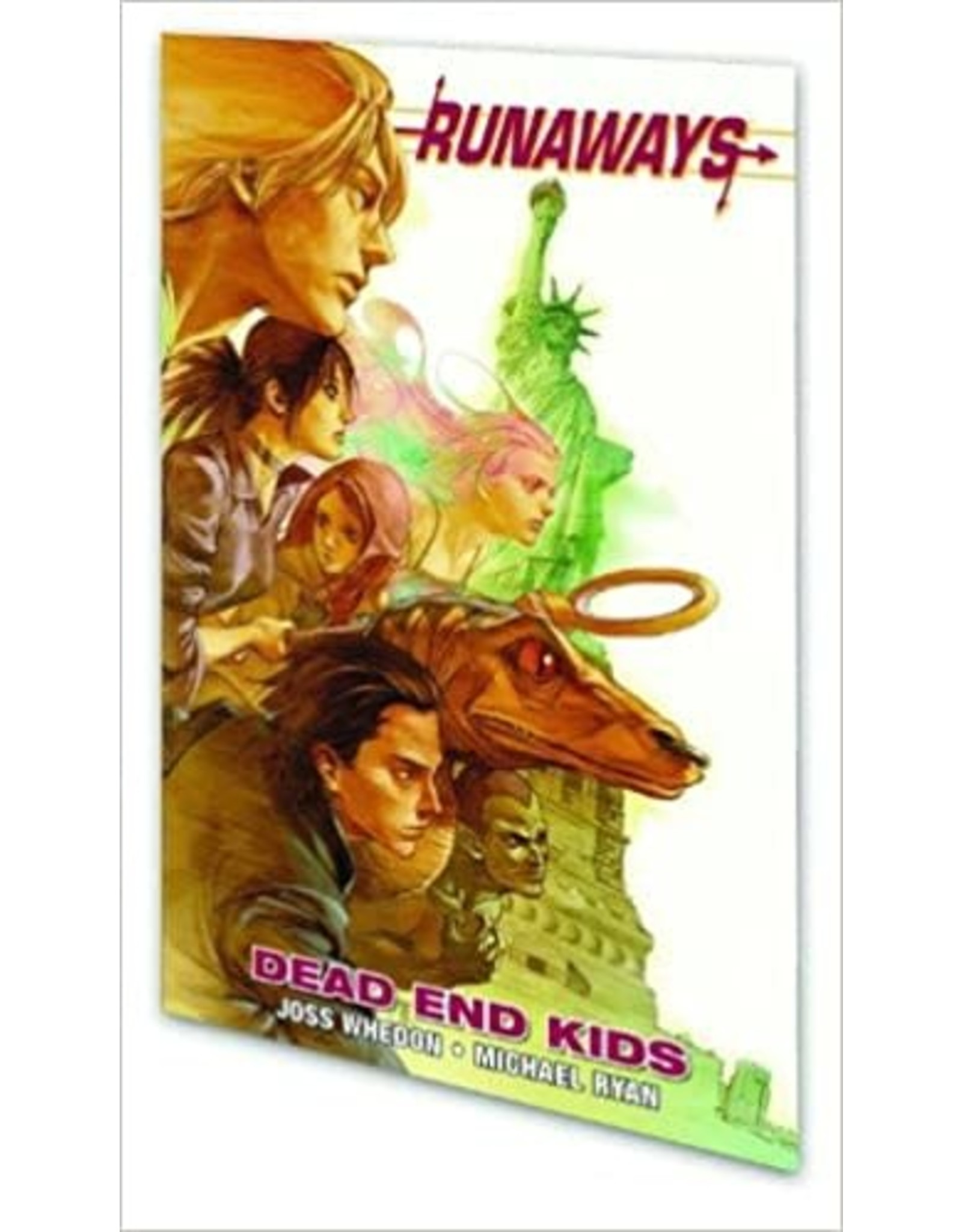 MARVEL COMICS RUNAWAYS TP DEAD END KIDS