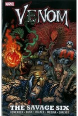 MARVEL COMICS VENOM TP SAVAGE SIX