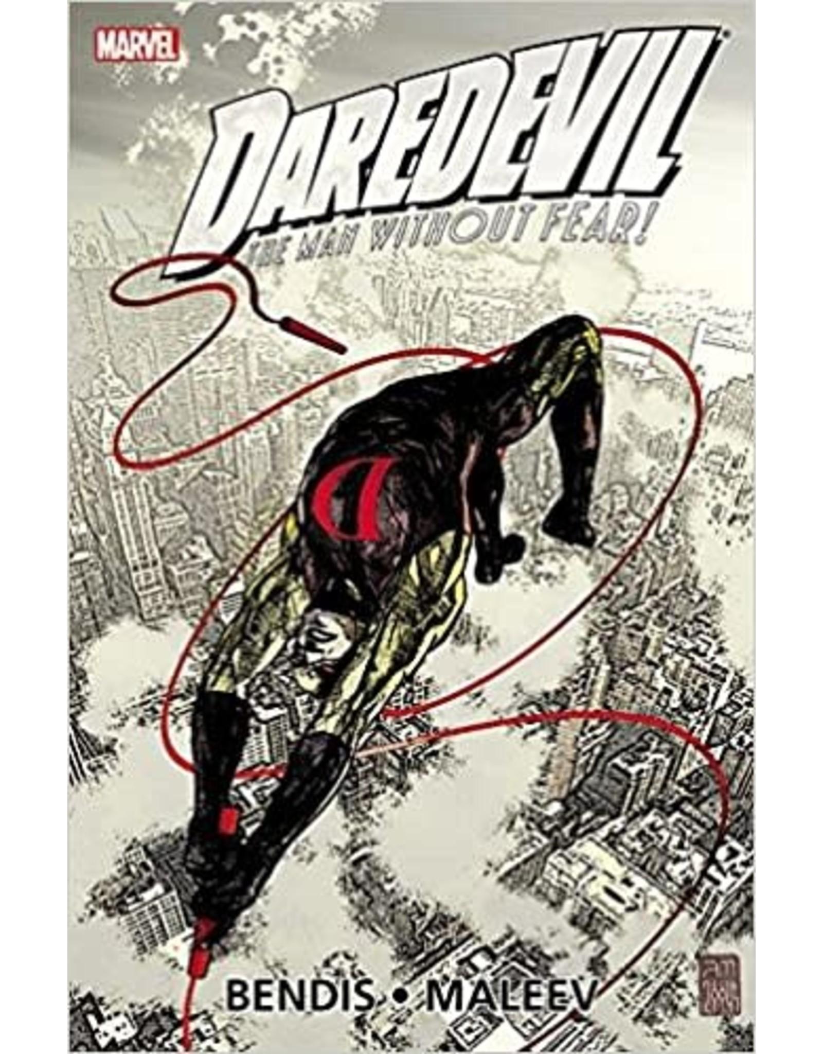 MARVEL COMICS DAREDEVIL BY BENDIS & MALEEV TP ULT COLL BOOK 03
