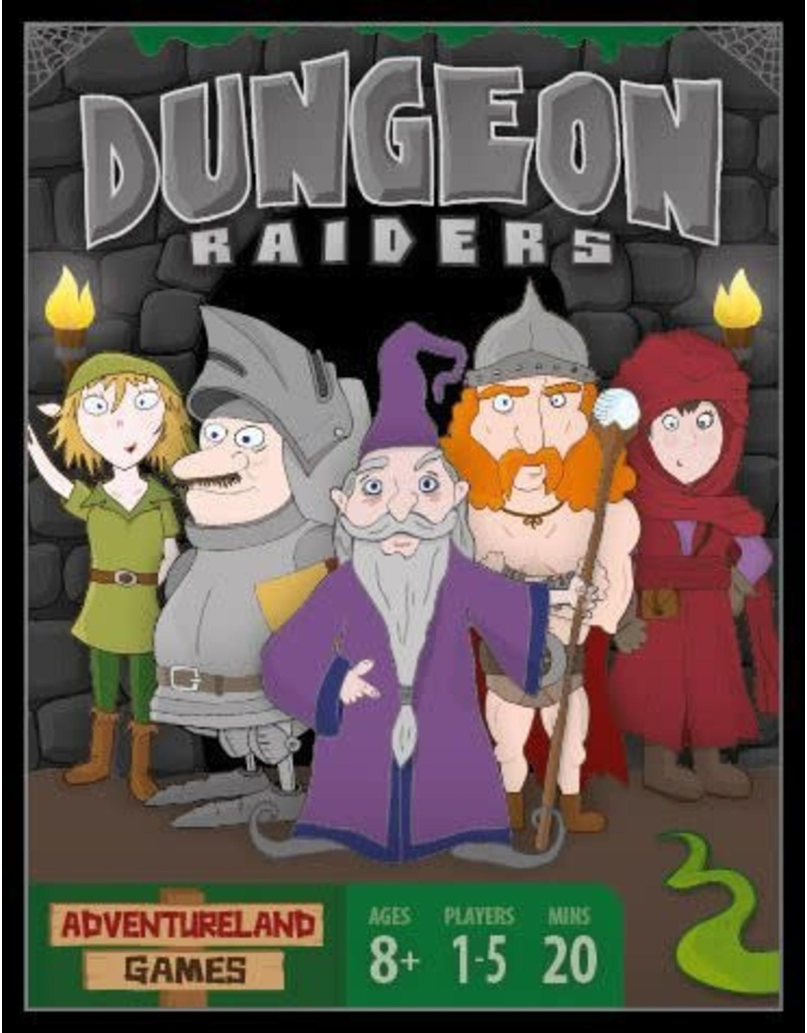 ADVENTURELAND GAMES DUNGEON RAIDERS 1ST EDITION (OOP)