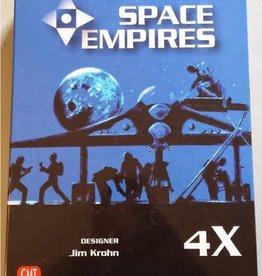 GMT GAMES SPACE EMPIRES 4X 2ND PRINTING (OOP)