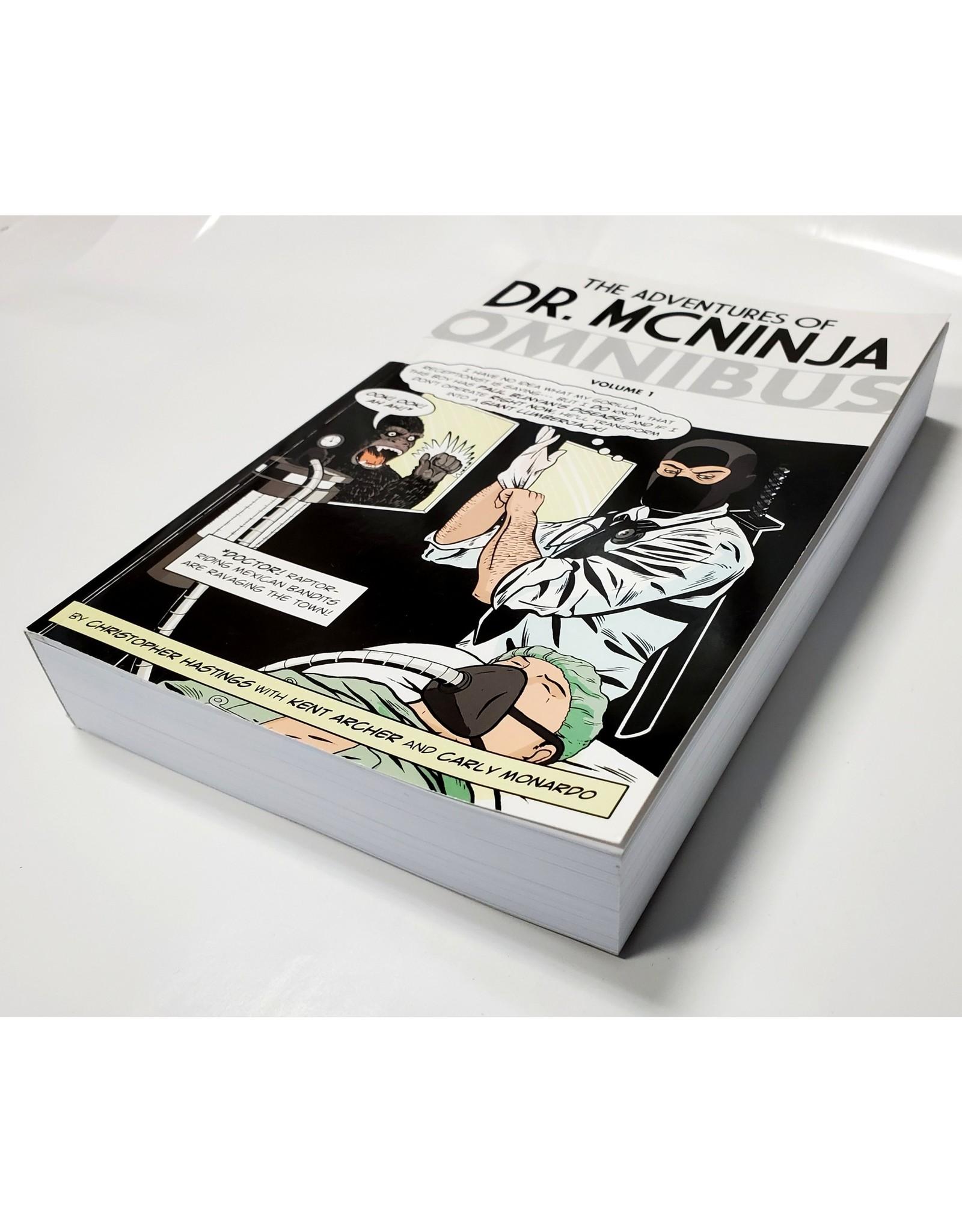 DARK HORSE COMICS ADVENTURES OF DR MCNINJA OMNIBUS (OOP)