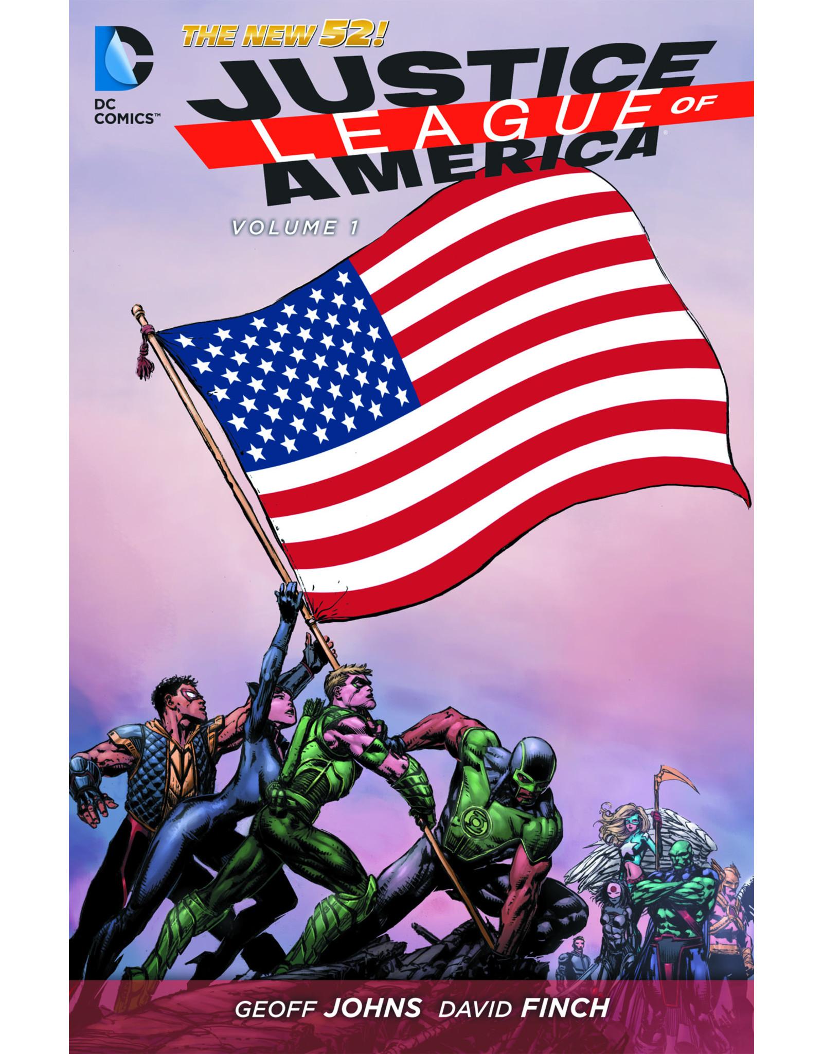 DC COMICS JUSTICE LEAGUE OF AMERICA HC VOL 01