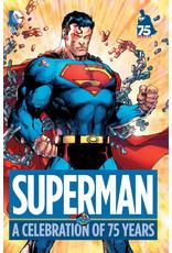 DC COMICS SUPERMAN A CELEBRATION OF 75 YEARS HC