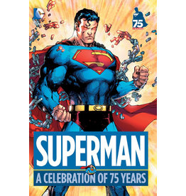 DC COMICS SUPERMAN A CELEBRATION OF 75 YEARS HC