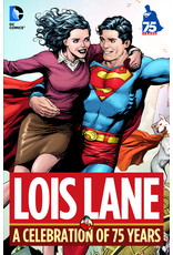 DC COMICS LOIS LANE A CELEBRATION OF 75 YEARS HC