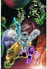 DC COMICS GREEN LANTERN NEW GUARDIANS HC VOL 03 LOVE & DEATH