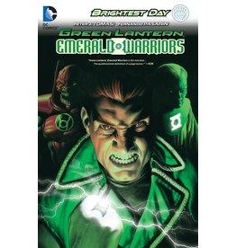 DC COMICS GREEN LANTERN EMERALD WARRIORS HC VOL 01