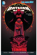 DC COMICS BATMAN & ROBIN HC VOL 02 PEARL