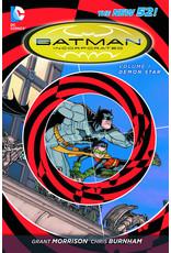 DC COMICS BATMAN INCORPORATED HC VOL 01 DEMON STAR