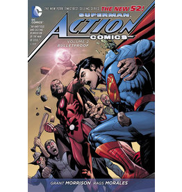 DC COMICS SUPERMAN ACTION COMICS HC VOL 02 BULLETPROOF