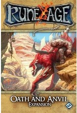 FANTASY FLIGHT GAMES RUNE AGE: OATH AND ANVIL EXPANSION