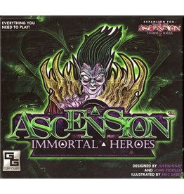 GARY GAMES Ascension: Immortal Heroes