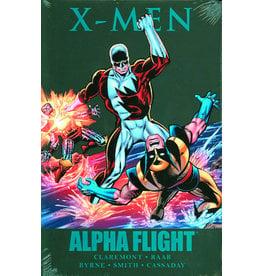 MARVEL COMICS X-MEN ALPHA FLIGHT PREM HC