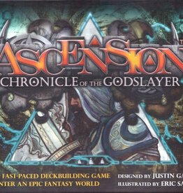 GARY GAMES Ascension: Chronicle of the Godslayer (3rd)