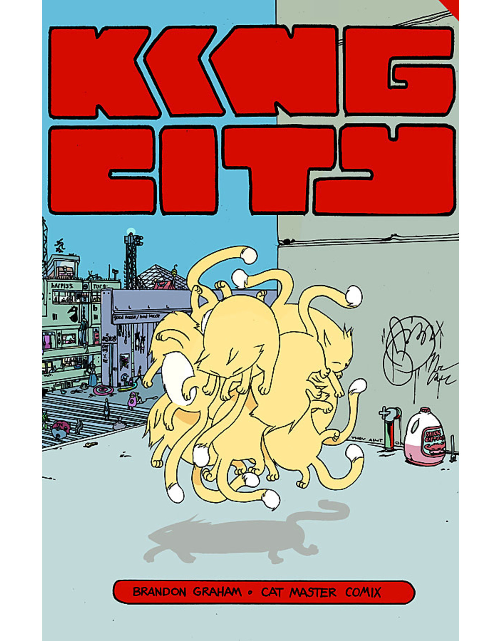 IMAGE COMICS KING CITY TP