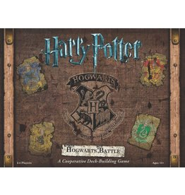 USAOPOLY HARRY POTTER HOGWARTS BATTLE DECK BUILDING GAME