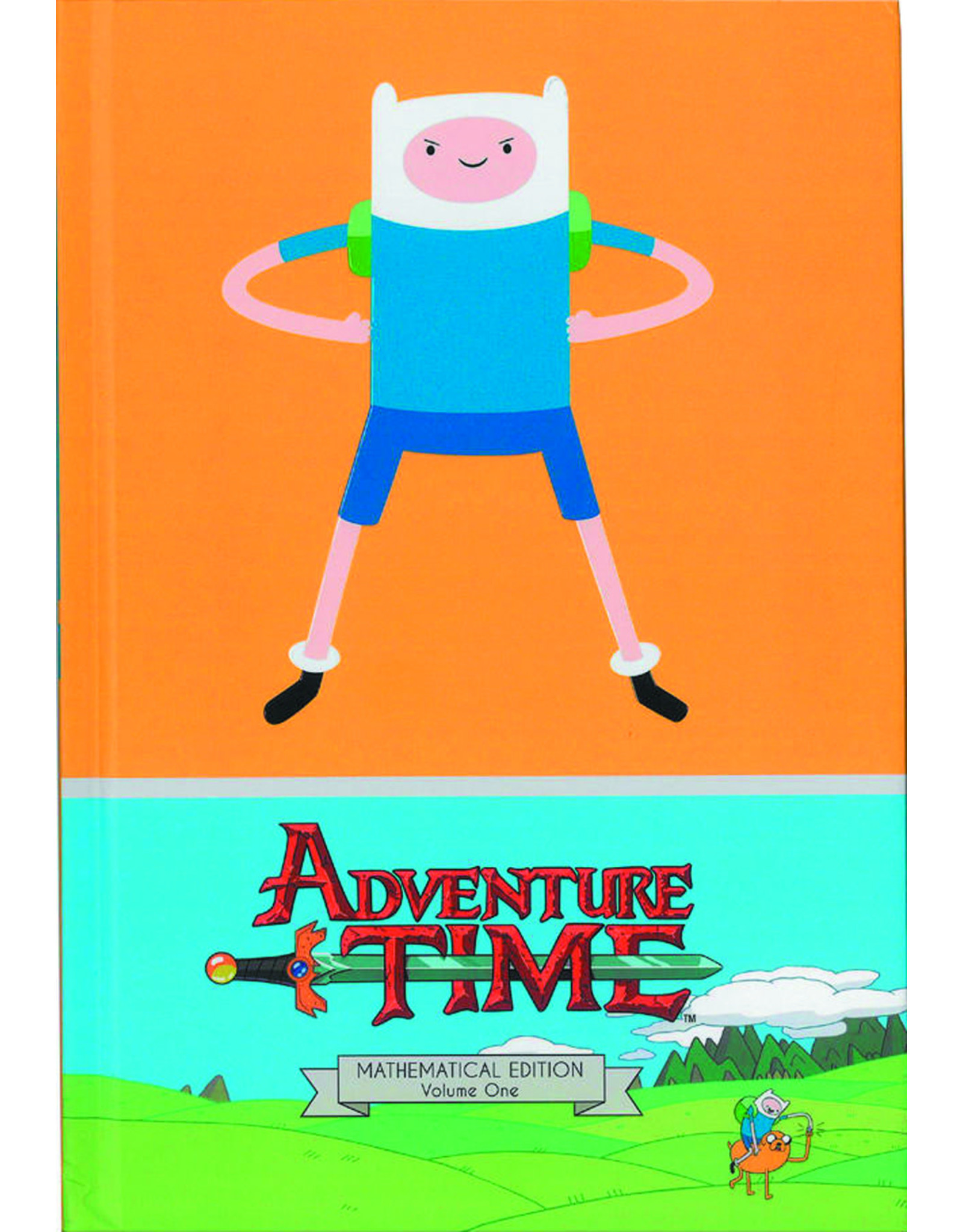 BOOM! STUDIOS ADVENTURE TIME MATHEMATICAL ED HC VOL 01