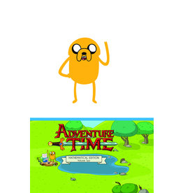 BOOM! STUDIOS ADVENTURE TIME MATHEMATICAL ED HC VOL 02