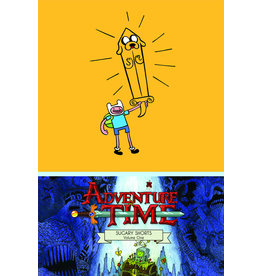 BOOM! STUDIOS ADVENTURE TIME SUGARY SHORTS HC VOL 01