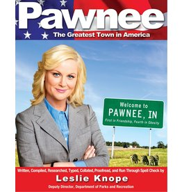 HYPERION BOOKS PAWNEE GREATEST TOWN  IN AMERICA