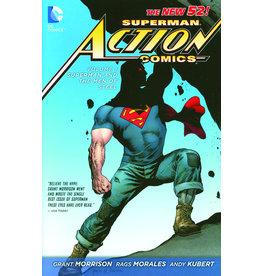 DC COMICS SUPERMAN ACTION COMICS HC VOL 01 SUPERMAN MEN OF STEEL