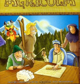 AGRICOLA THE GOODIES EXPANSION (OOP)