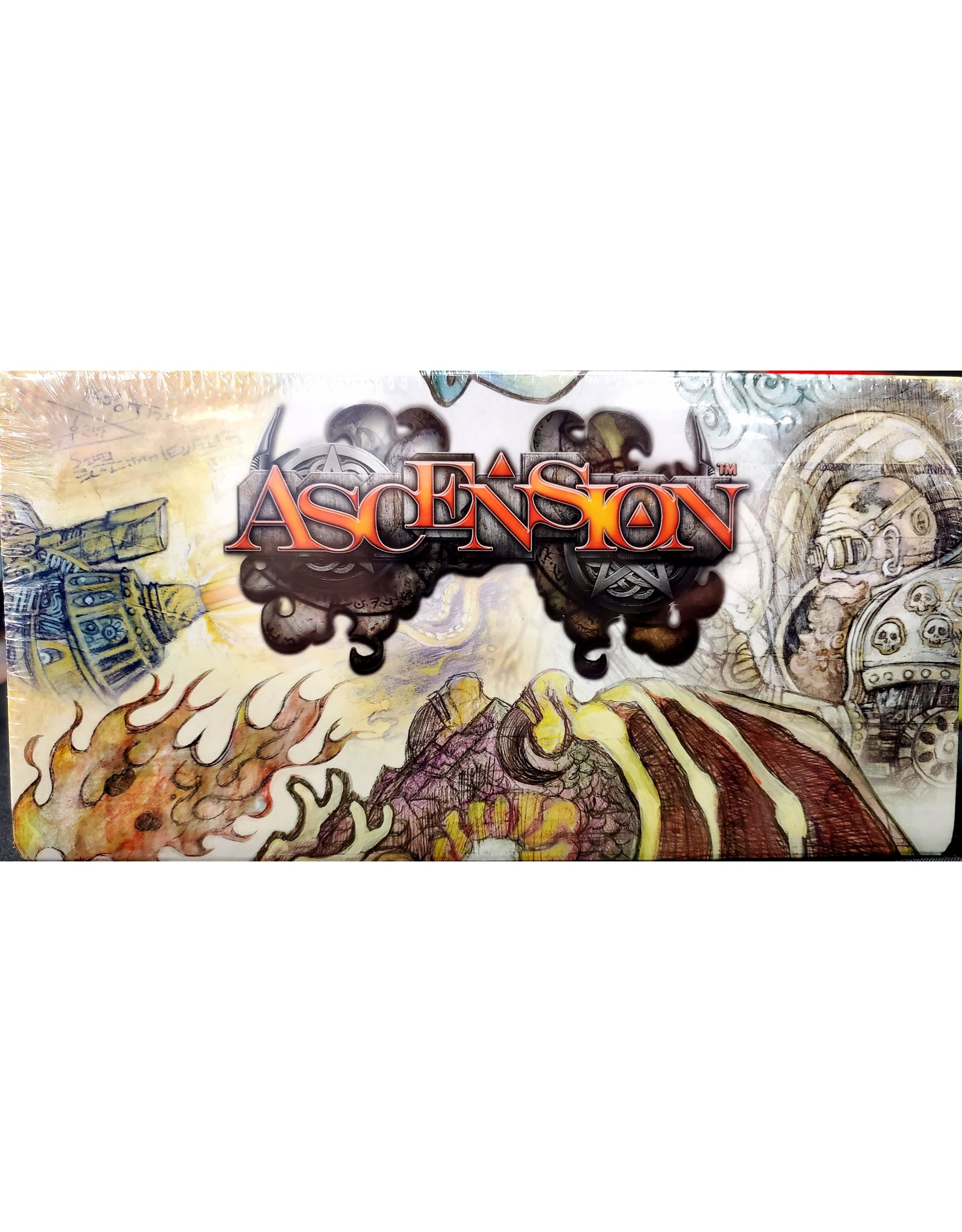 ASCENSION DBG COLLECTION BOX