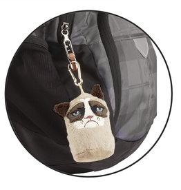 ULTRA PRO UP GRUMPY CAT DICE COZY GAMERS POUCH