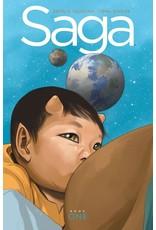 IMAGE COMICS SAGA DLX ED HC VOL 01